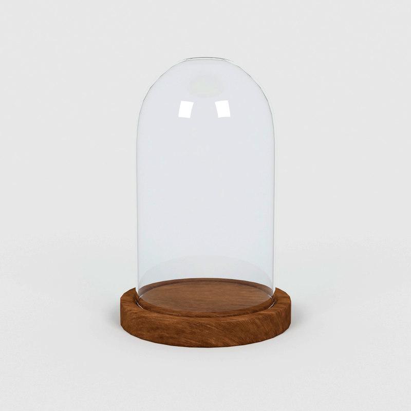 glass decoration 3D model