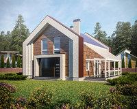 Modern House 001