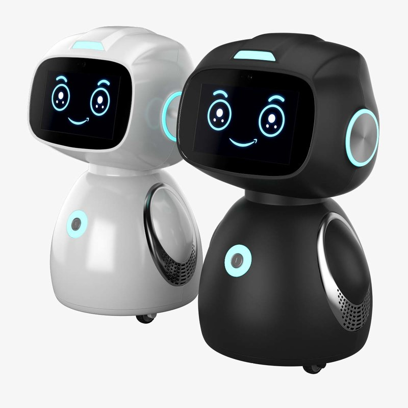 yumi smart home robot 3D model
