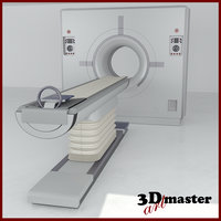 radiation medical 2 3D model