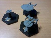 3D model star trek print