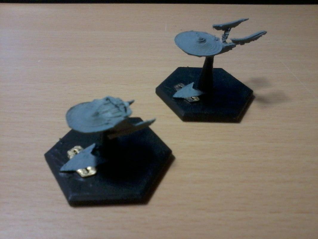 star trek print - 3D model