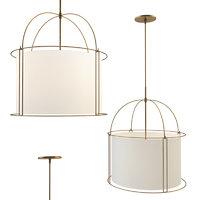 capitol wide lantern 3D model