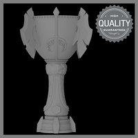 prize cup 3D model