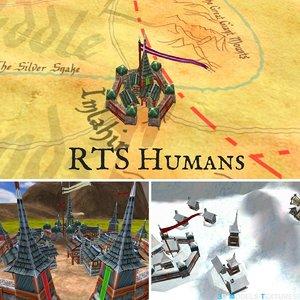 rts human 3D