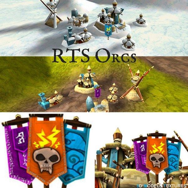 rts orc 3D