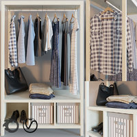 hemnes wardrobe model