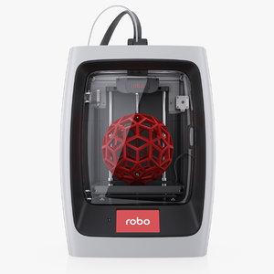 3D robo r2 smart printer