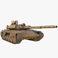 3D tank t