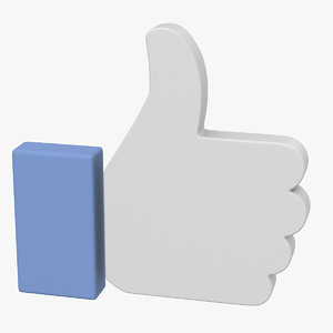 3D model facebook