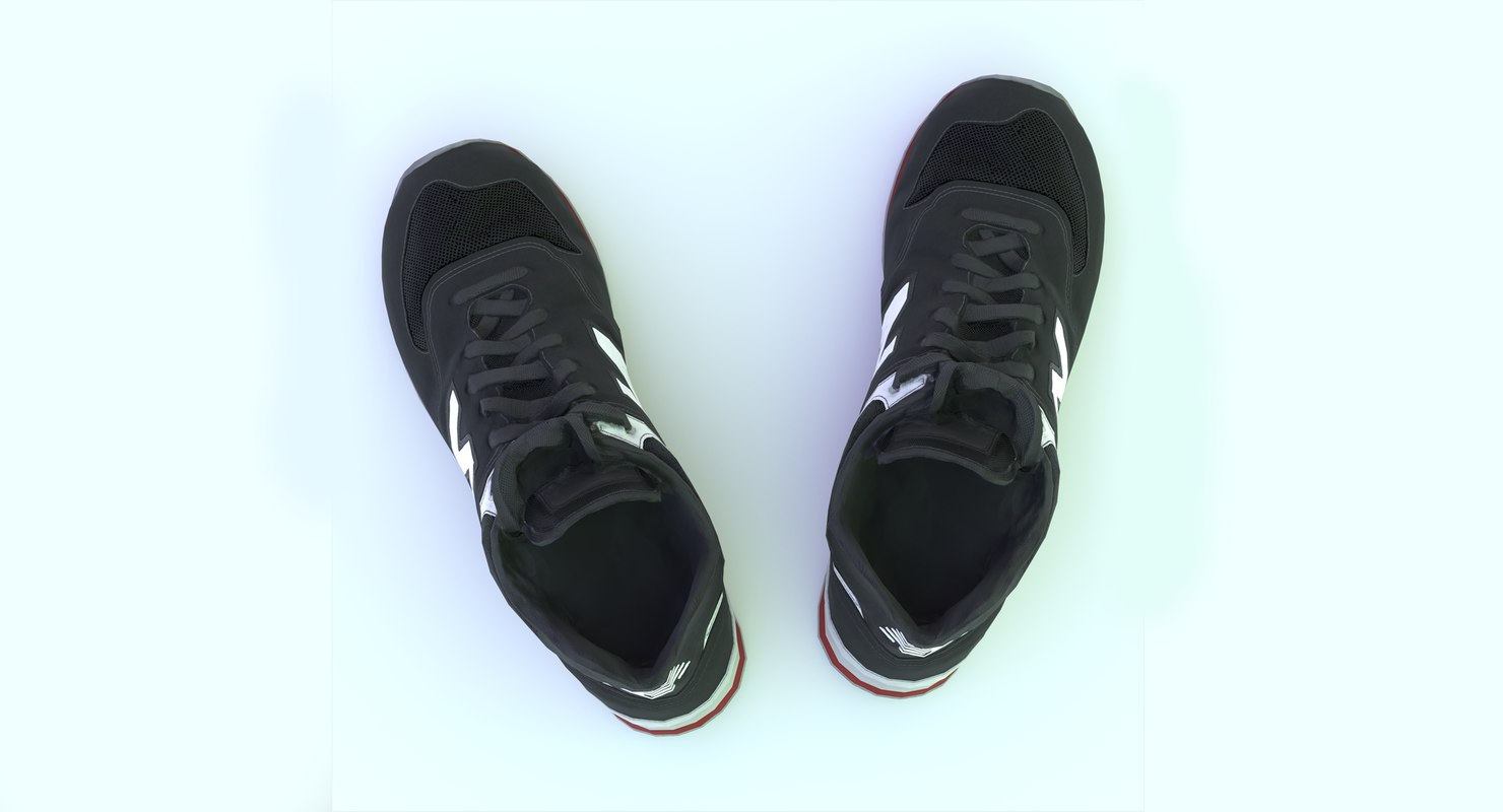 3D shoes casual