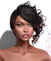 hairstyle second life model