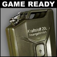 benzine canister model