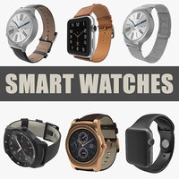 3D smart watches