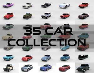 3D 35 car