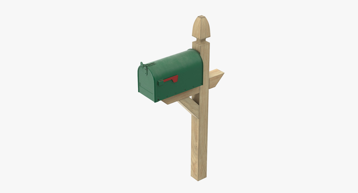 mail box suburbs model