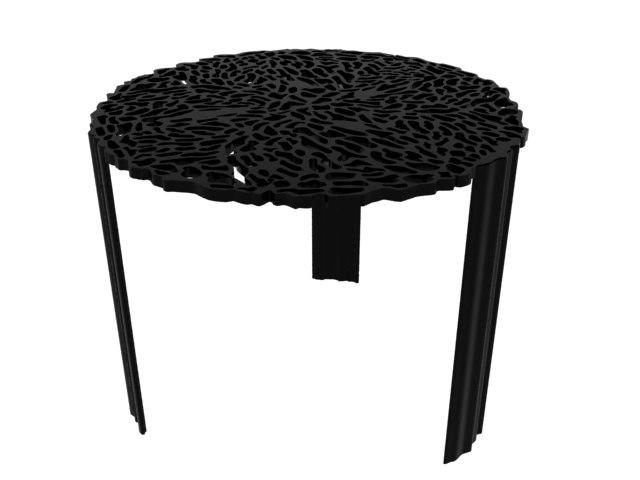 3D model kartell t-table - TurboSquid 1212902