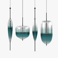 pendant lights 3D