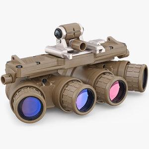 night goggle 3D model