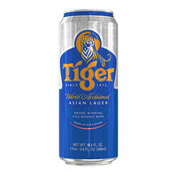 3D model tiger beer 500ml