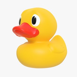 3D rubber duck 3 03