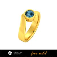 ring cad fre model