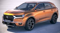 3D ds 7 crossback
