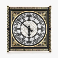 Big Classical Clock Luxury