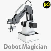 Dobot Magician Smart Robotic Arm