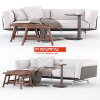 Flexform Este sofa