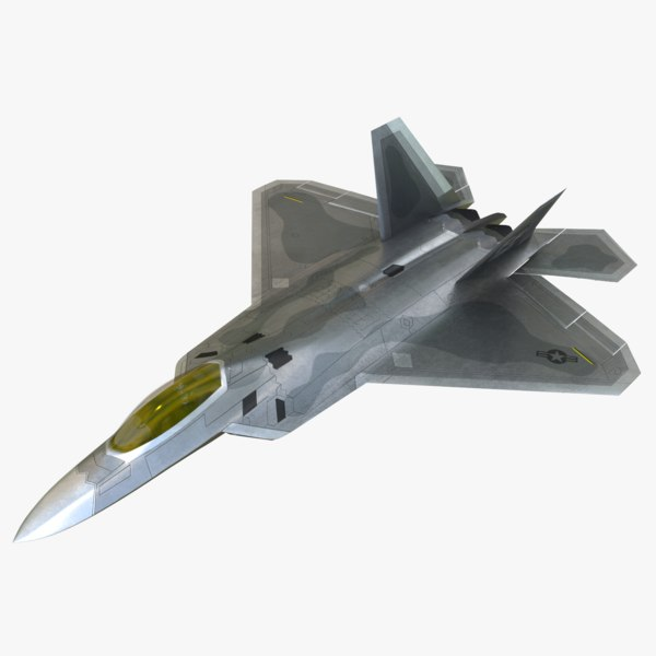 raptor fighter 3D
