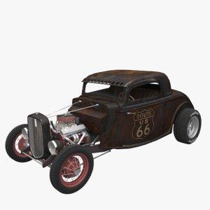 1934 34 hot model