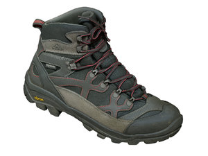 scanned hiking boots 3D model