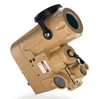 3D ir aiming laser sight