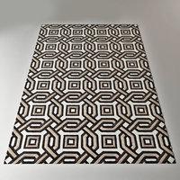 eichholtz carpet diabolo 3D model