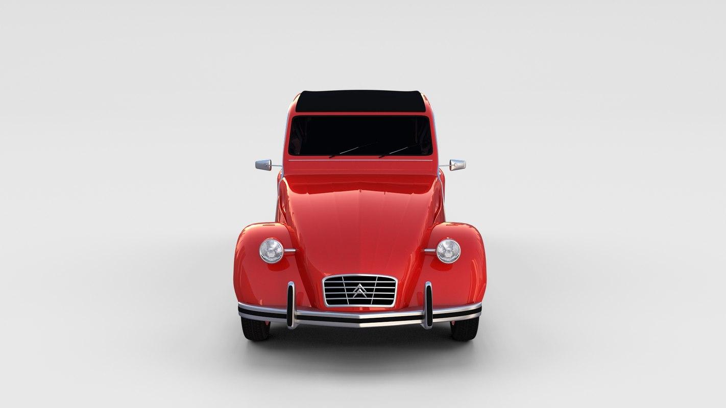 Car Dae Stl 3d Turbosquid 1213329