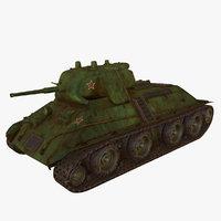 3D tank a-20