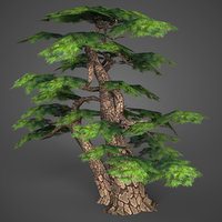 3D ready realistic tree games