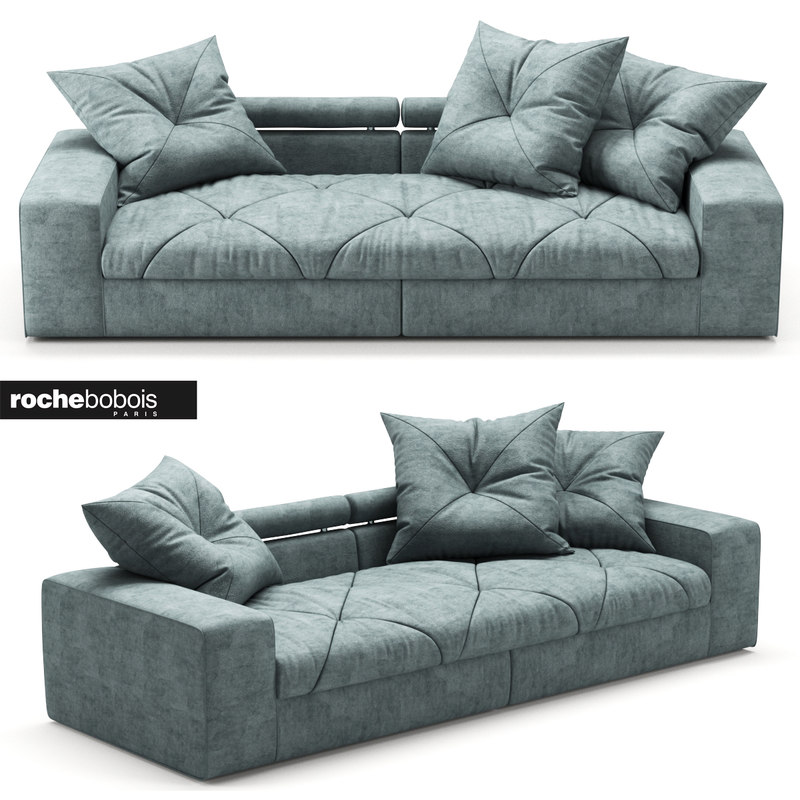 rochebobois discourse 5 3D model