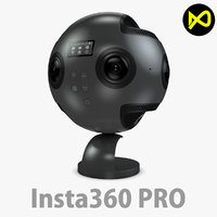 Insta360 Pro 360 Degree Camera
