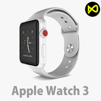 Apple Watch Edition Series 3 White