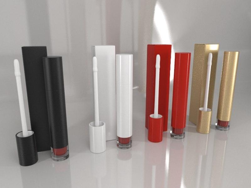 3D bottle box tube