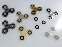pack spinner - 03 3D model