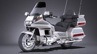 honda gold wing 3D
