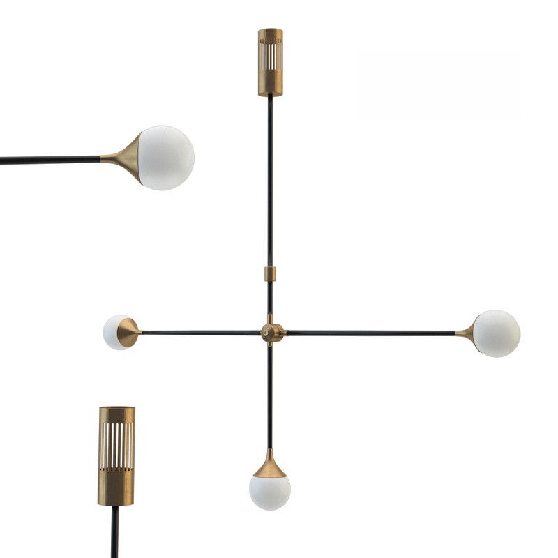 intueri light si-3 chandelier model