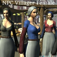 NPC Villager Female
