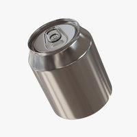 aluminum cola 3D