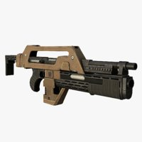 M41A - Alien Movie Gun