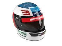 Helmet Michael Schumacher 1994