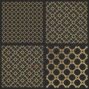 golden lattice model